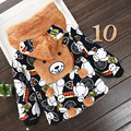 baby winter clothes girl bear print clothing boy winter outerwear children fashion clothes girl animal cute cartoon clothing