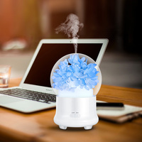 Portable Aroma Diffuser 12V Steam Air Humidifier Mini Air Purifier 100ml Aromatherapy Essential Oil Diffuser Mist