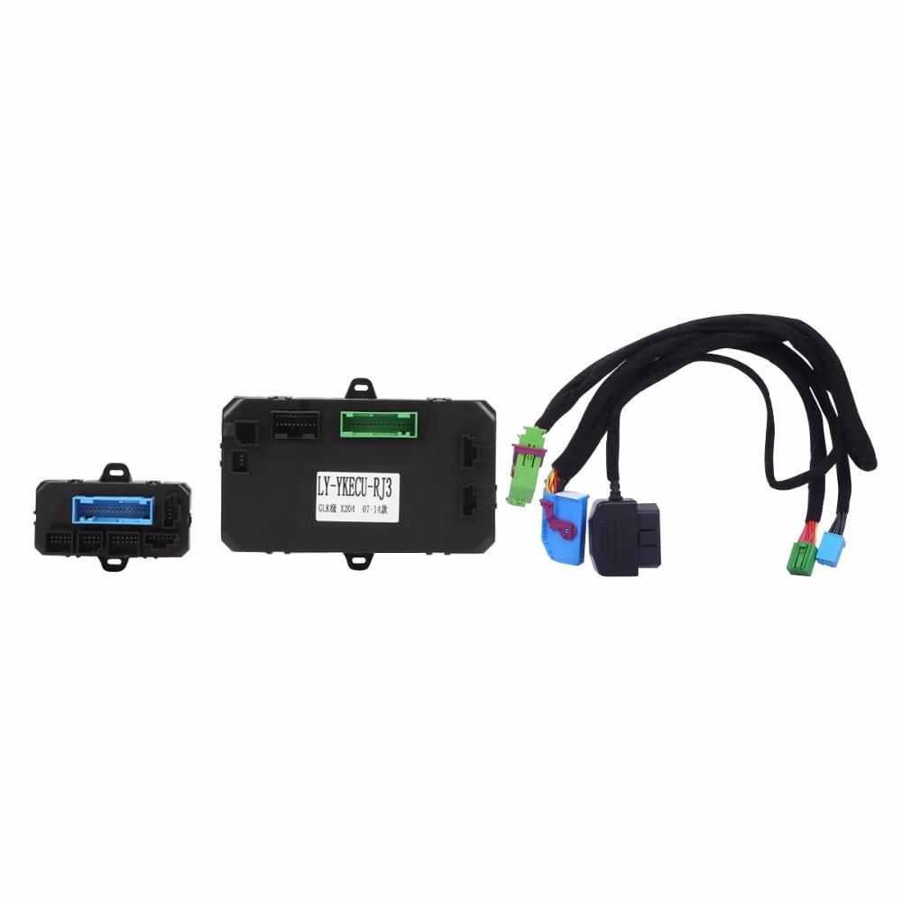Remote Control Car Engine Preheater Engine Prewarm Controlled Car Key Car Accessory For Mercedes Benz X204