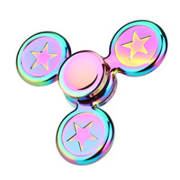 Wholesale 20Pcs Lot EMS Free Shipping Fidget Hand Spinner For Autism And ADHD Hand Spinner Clover