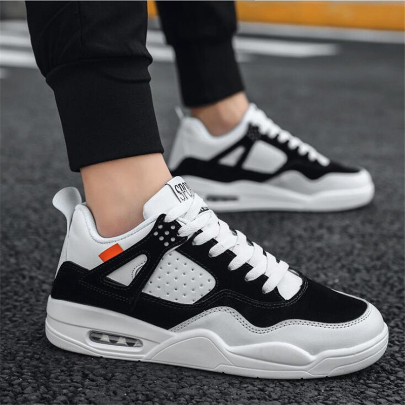 Male Breathable Comfortable Casual Shoes Fashion Men Canvas Sport Shoes Lace up Wear-resistant Men Sneakers zapatillas deportiva