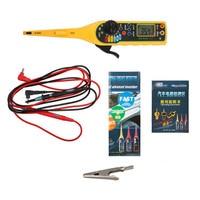 Automotive Circuit Tester Multimeter Lamp Car Repair Electrical Multimeter Lighting Auto Repair Tool