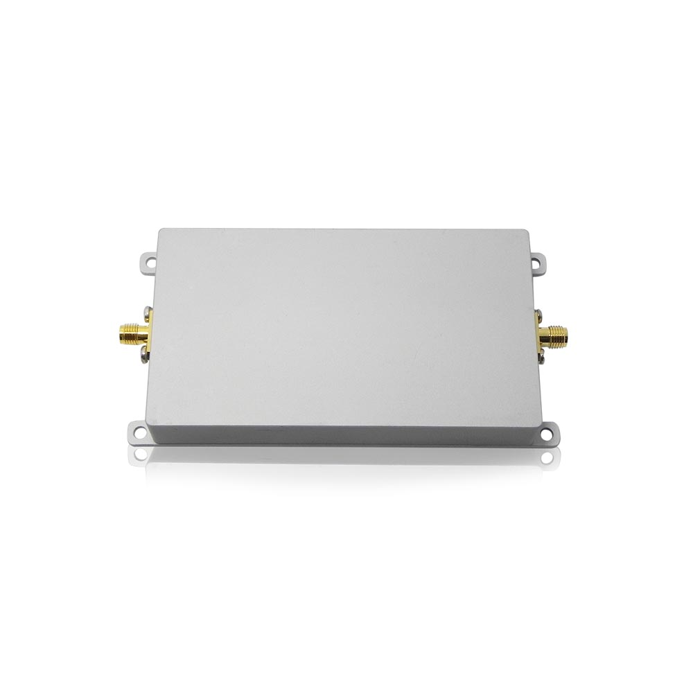 2.4 GHz RF Bidirectional Amplifier 10W 40dBm Broadband Wireless Power Amplifier Enlarge Signal