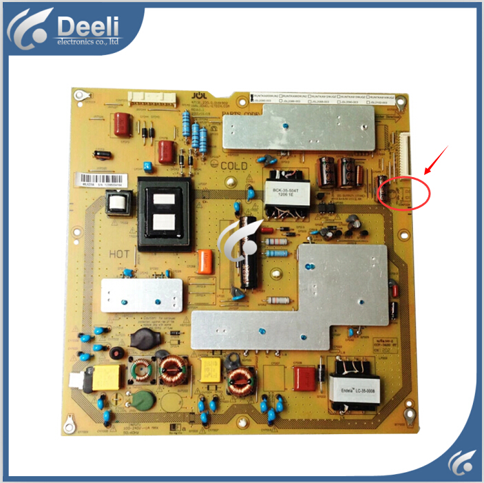 100% new for Power Supply Board 40LX440ARUNTKA959WJQZ good working 100% tested good working high quality for 6870c 0444a board lc470due sfr1 logic board 98% new