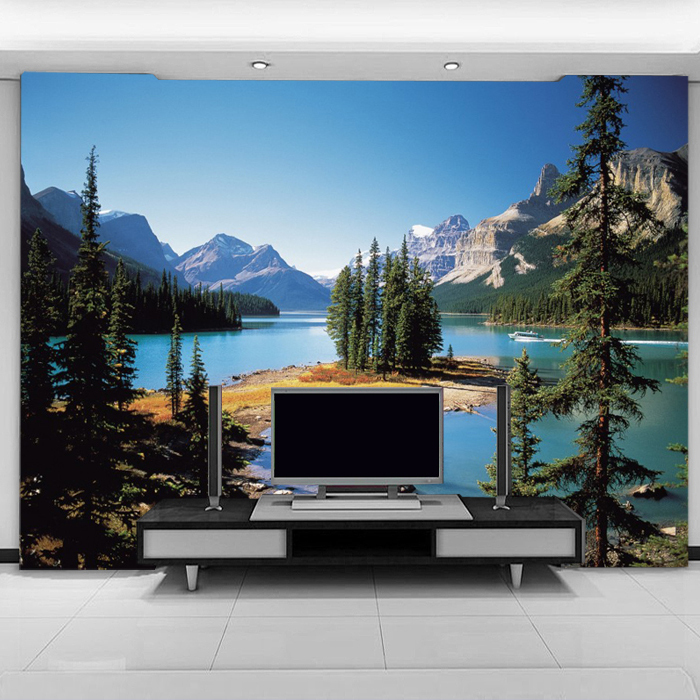 Perfect Aliexpress.com : Buy Free Shipping Large 3D Spatial Elements Landscape  Murals Bedroom Sofa TV Background Wallpaper Nature Sea View Custom Size  From Reliable ...