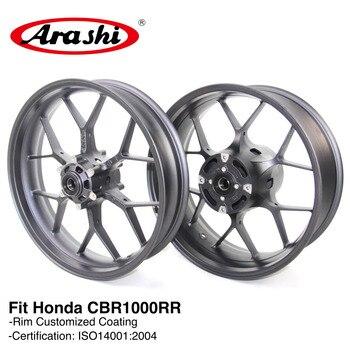 Arashi CBR1000RR 08-16 Front Rear Wheel Rim For HONDA CBR 1000 RR 2008 2009 2010 2011 2012 2013 2014 2016 CBR1000 New Arrival