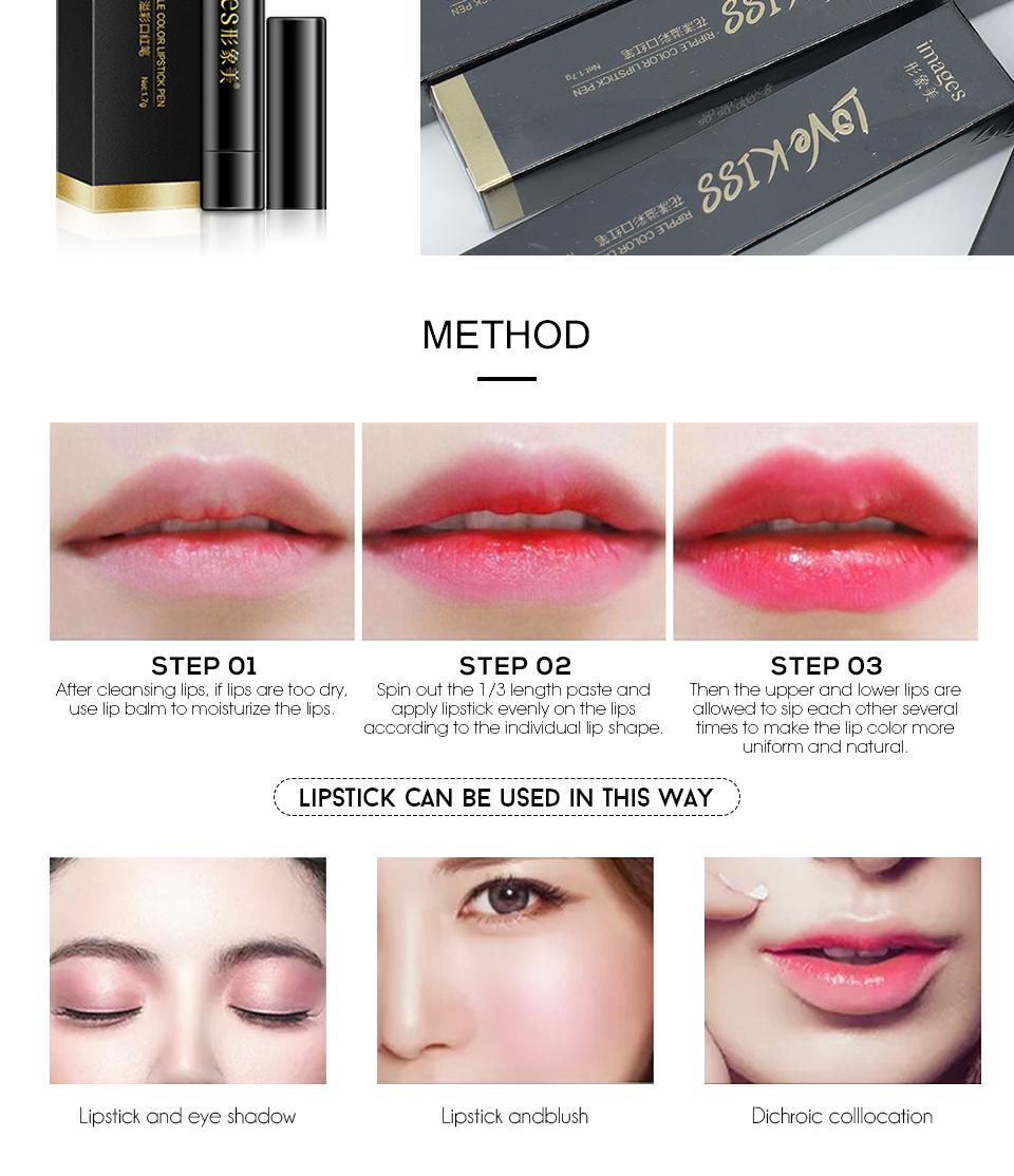 Nude Sexy Lipstick red Lipgloss Long lasting Pigment Matte Lipstick Women Fashion Makeup Cosmetic Valentine's GIFT private label 10