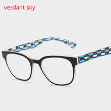 2017 Glasses Women Olders Cheap Comfortable Reading Glasses Simple Colorful Plastic Frame With Power Lenses+100+150+200+250+300