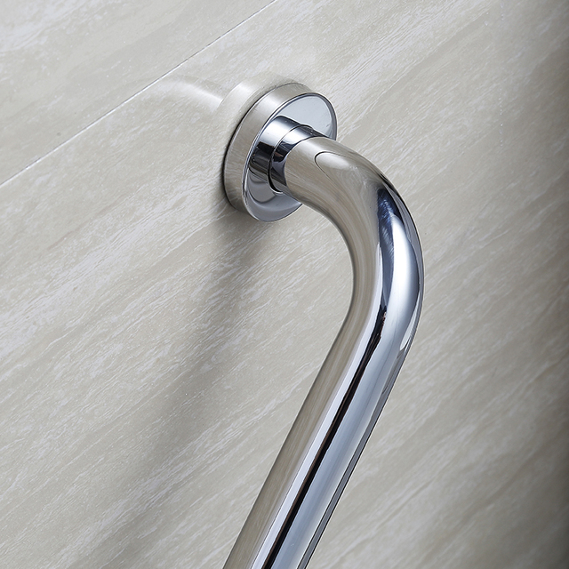 Online Shop BLH Stainless Steel Chromed Bathroom Toilet Safety ...