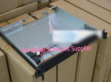 1u aluminum panel ultra-short computer case 39cm 2 hard drive pc size motherboard firewall