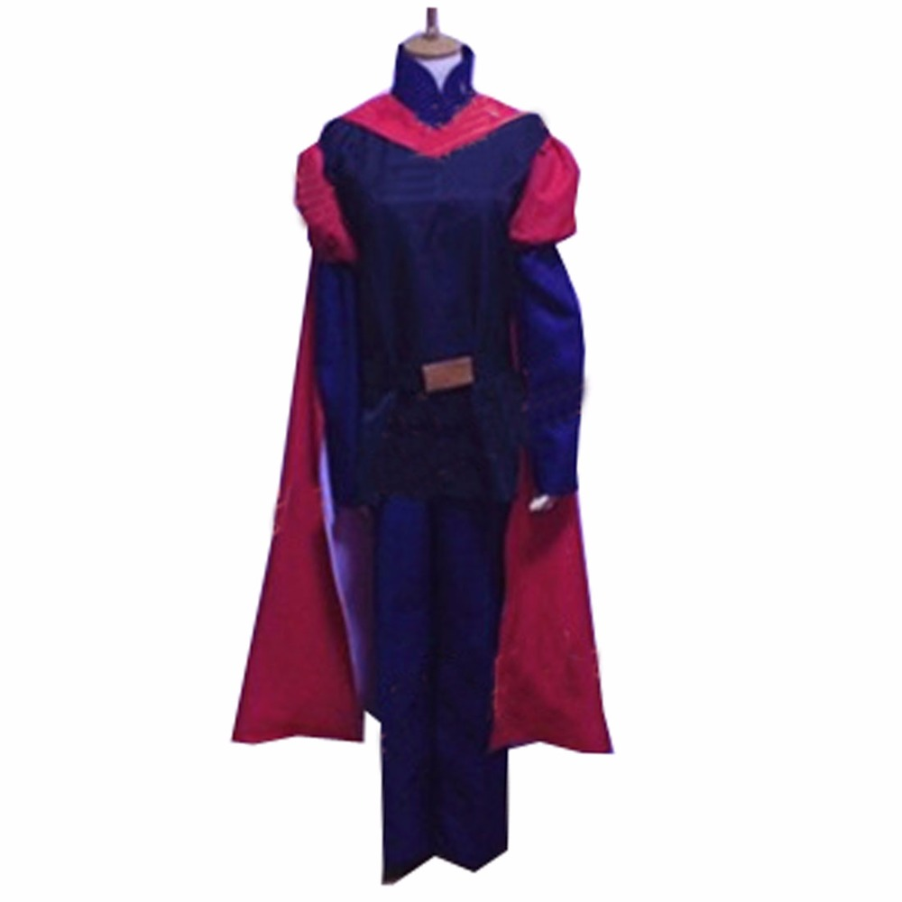 2017 New Style Custom Made Sleeping Beauty Prince Phillip Costume Halloween Costumes For Men Adult Cosplay Costume
