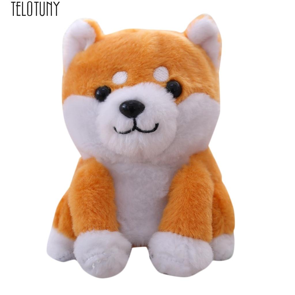 TELOTUNY Plush Pet Dolls Cute Talking Dog Mimicry Pet