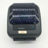 For Zebra GX420D Thermal Label Barcode Printer Shipping GX 420 D