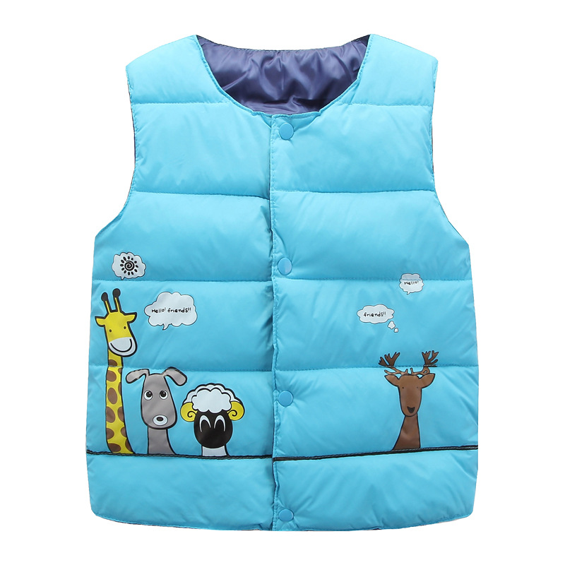 Sundae-Angel-Girl-vest-jacket-Sleeveless-coat-for-kids-Baby-boys-waistcoat-pattern-Cotton-Cartoon-Children-Outerwear-Clothes-4