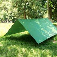 3Mx3M UV protection Sun Shelter Waterproof Beach Tent Shade UV Garden Awning Canopy Sunshade Camping Hammock Rain Fly
