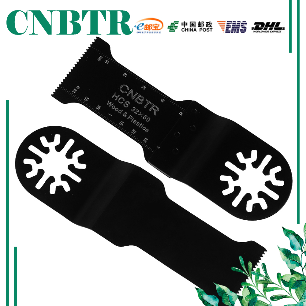 Здесь продается  CNBTR 50pcs 32x50mm Black Oscillating Multitool Sharp Teeth Universal Saw Blades  Инструменты