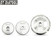 1 шт Задняя накладка для алмазных полировальных дисков с резьбой