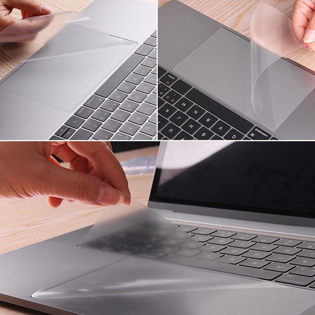 Touchpad Protective Film Sticker Protector for Apple Macbook Air 13 Pro 13.3 15 Retina Touch Bar 12 Touch Pad Laptop Accessories 4