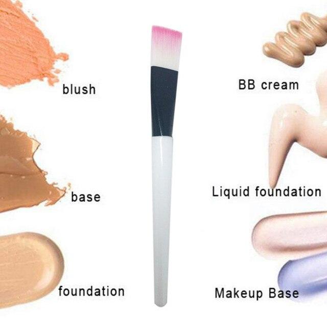 Aliexpress Com Buy 1pcs Diy Facial Face Mask Brush Powder Concealer Blush Liquid Foundation Beauty Professional Makeup Tool 287 From Reliable