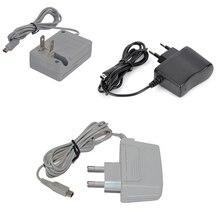 Новое зарядное устройство для путешествий, адаптер переменного тока для 3DS XL LL, зарядное устройство для kingd XL fire ox, адаптер для зарядки, аксессуары для ЕС/США