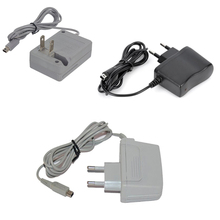 New Travel Charger AC Adapter For 3DS XL LL Power Charger For Nintend XL fire ox charging adapter EU/US Plug Accessories