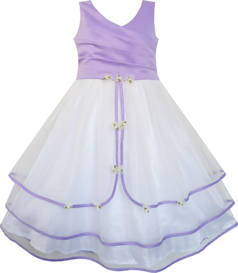 Online Get Cheap Purple Dresses Girls -Aliexpress.com | Alibaba Group