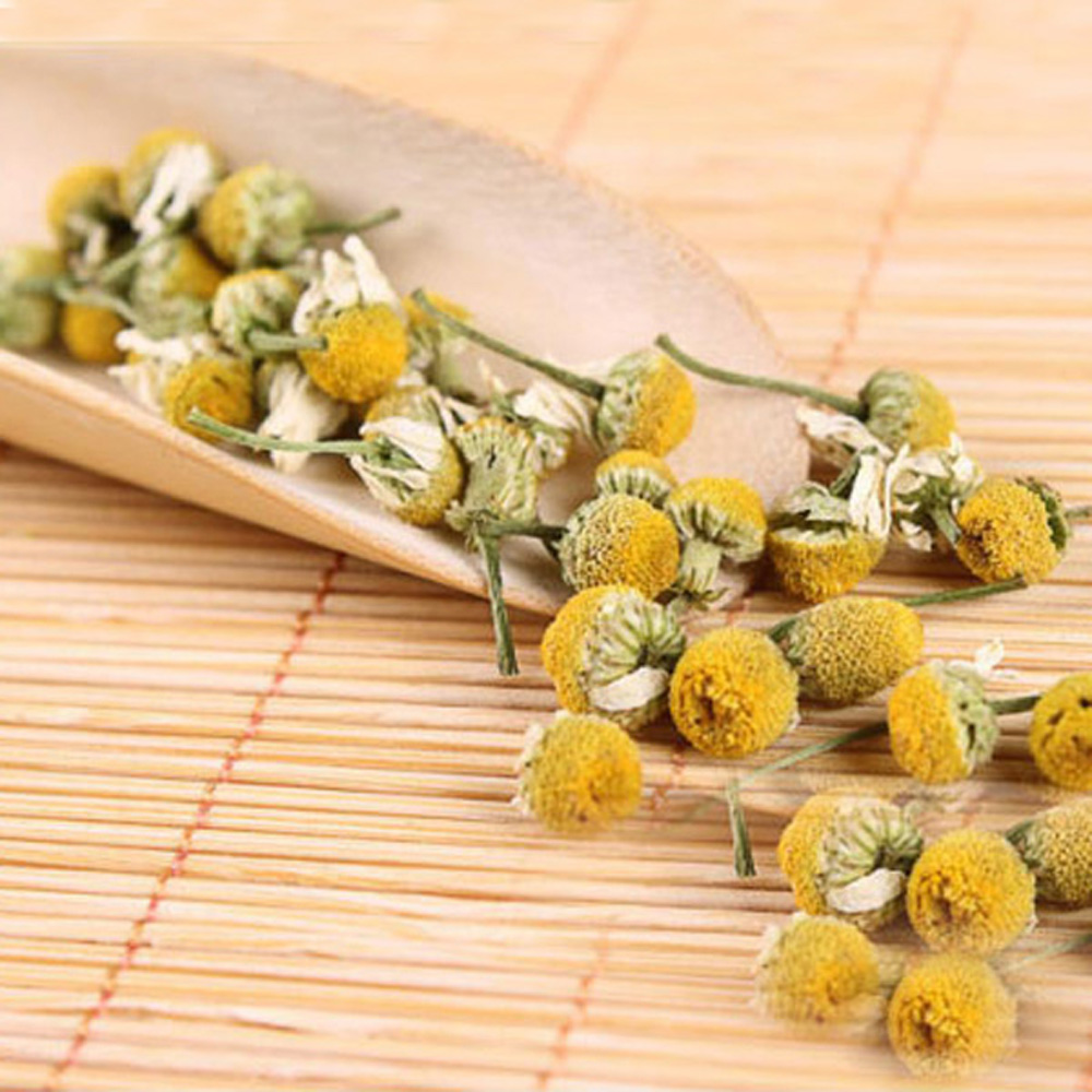 Buying chinese herbs online - 100g Free Shipping Chinese Herb Tea Organic Dried Chamomile Tea Camomile Tea Matricaria Chamomilla Tea