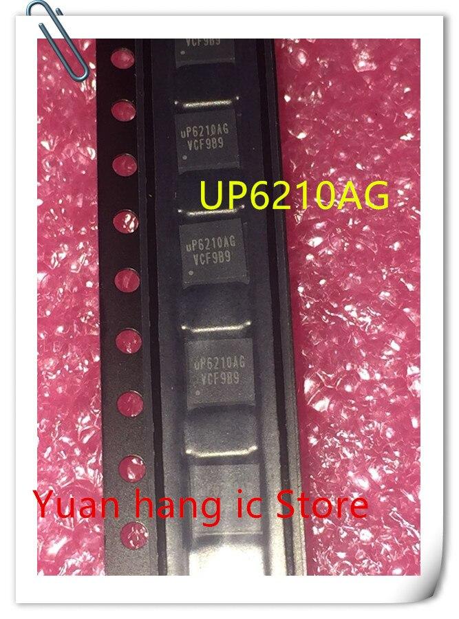 10PCS/LOT   UP6210AQAG UP6210AG UP6210A UP6210 QFN-24 CPU Power Chip
