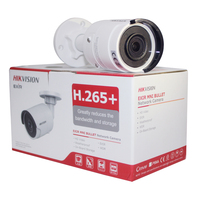 Hikvision Easy IP 3.0 Security IP Camera H.265 DS 2CD2055FWD I 5MP Mini Bullet Network IP Camera with Night Version IP67 & Slot