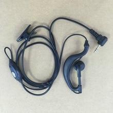 honghuismart headphone 2.5mm for motorola T5428,T5720,T5728,6200c talk about, TYT TH2R,TH3R Hytera t320,tc310c etc walkie talkie