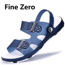2017 Hommes Sandales D'été Respirant Casual Chaussures Sandale En Plein Air D'eau De Pêche Chaussures Plage Flip Flops Zapatos Masculino