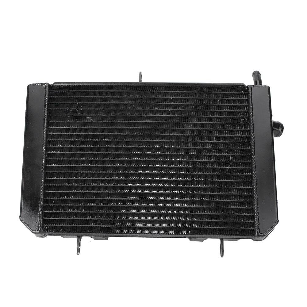 Radiateur de refroidisseur en aluminium de moto pour Suzuki GSR400 GSR600 GSR 400 600 2006-2016 accessoires de pièces de refroidissement de moto