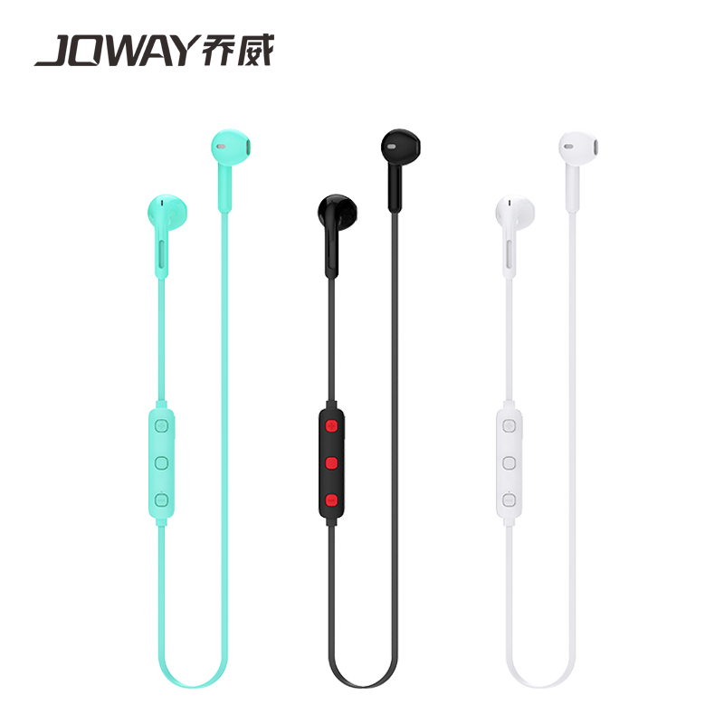 JOWAY H16 Earphones Wireless Bluetooth 4 1 In Ear Earphone Stereo Music Sport Headset With Mic