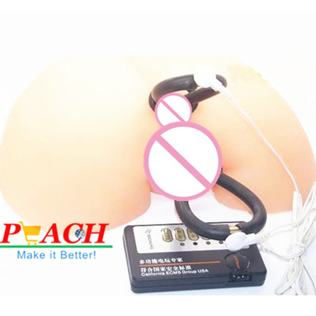 Brand Electromagnetic Impulse Stimulating  Vagina and Anal Sex Toys For Women, Female Sex Products