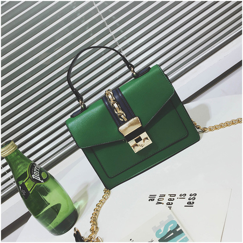 2017 designer luxury brand high quality PU leather ladies ladies green cartoon handbag shoulder bag female handbag Cross bags цена
