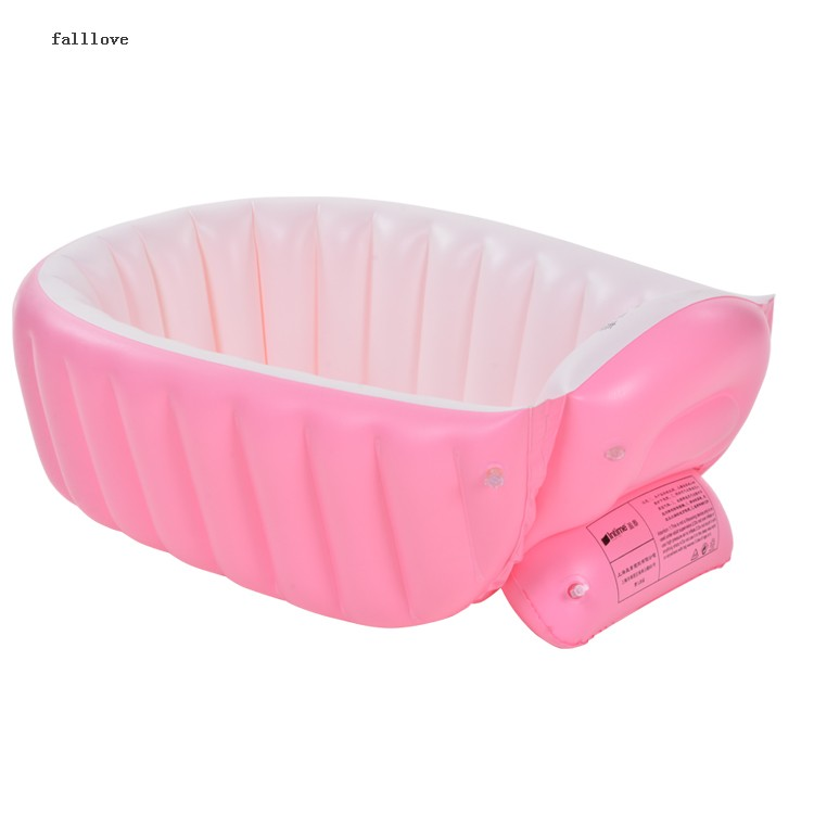 Eco friendly Portable Baby Swimming Pool Inflatable Baby Tub Soft ...