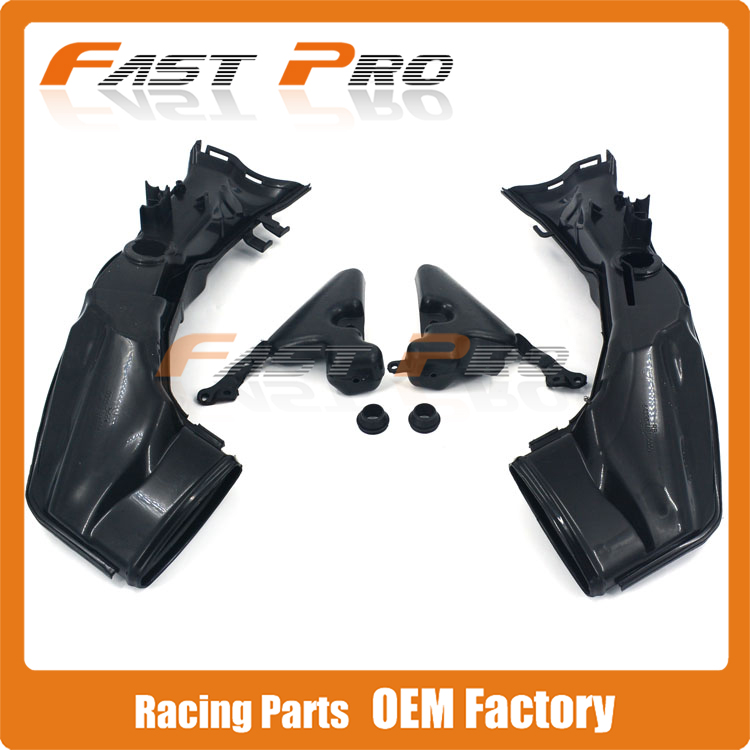 Motorcycle Ram Air Intake Pipe Tube Duct Black For Honda CBR1000RR CBR1000 CBR 1000 RR 2008 2009 2010 2011 цена