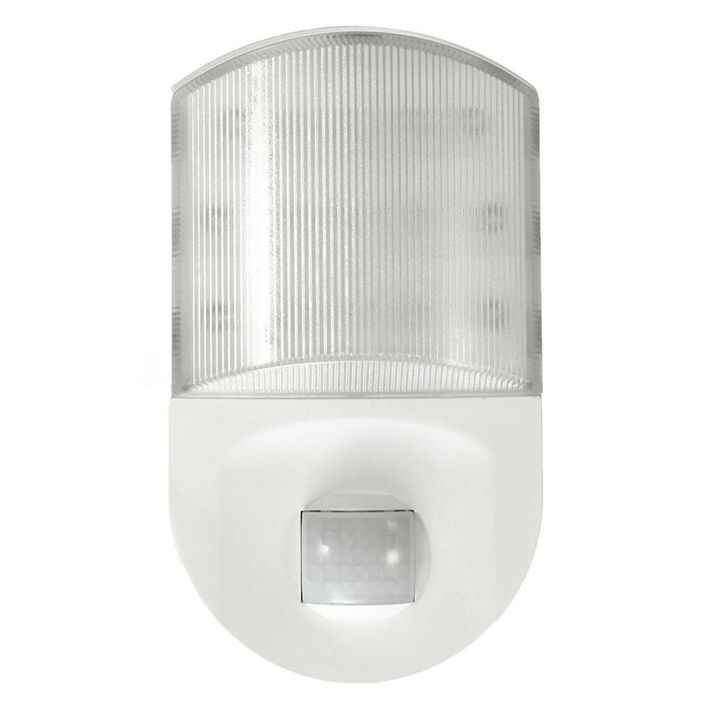 AKDSteel Infrared Motion Sensor 9 LED Night Light Home Hallway ...