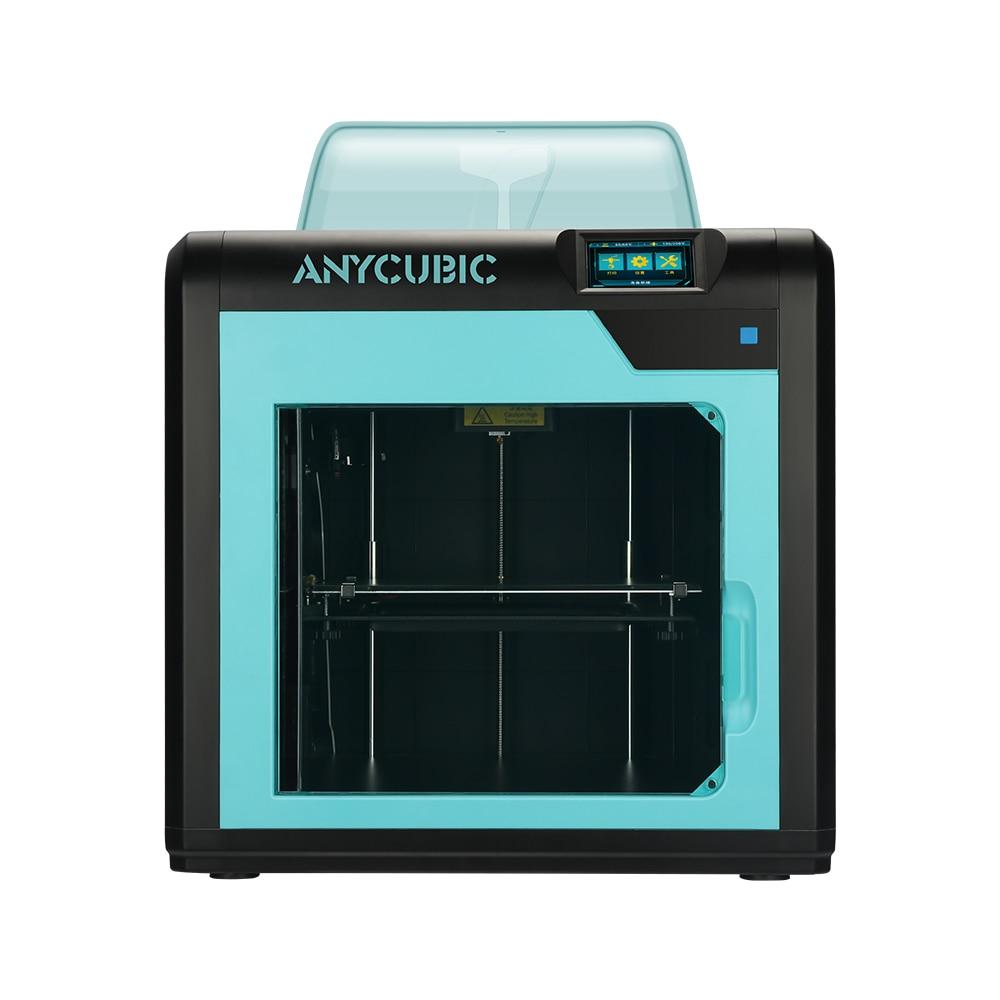 Anycubic 3d Drucker Impresora 4max-pro Imprimante Hohe Präzision Lcd Desktop Ebene Um2 Große Größe Druck 3d Drucker Diy Kit äRger LöSchen Und Durst LöSchen 3-d-drucker Büroelektronik