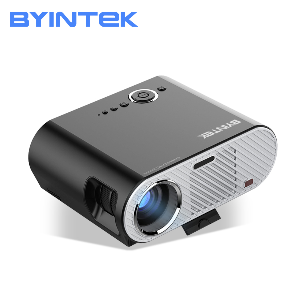 BYINTEK MOON GP90 Cinema Full HD Video LED HDMI 1080P Home Theater Projector