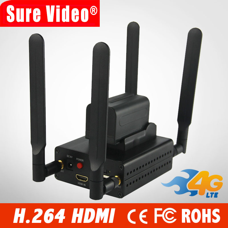 Best H.264 / H264 4G HDMI To IP Encoder IPTV Live Streaming Encoder Wireless Video Transmitter Wifi RTMP RTSP HLS Support uray 4g lte 1080p wireless hdmi to ip video encoder h 264 hdmi streaming encoder h264 hdmi rtmp udp encoder wifi for live iptv