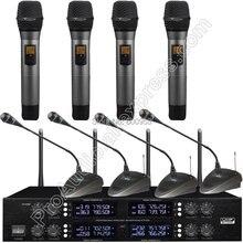 Беспроводной радиоприемник micwl цифровой микрофон для конференций