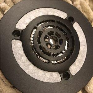 Image 3 - Оригинальная запасная часть 32 Ом 40 мм динамик для onyo ES FC300 Наушники DIY 40 мм титановые драйверы с передней оболочкой
