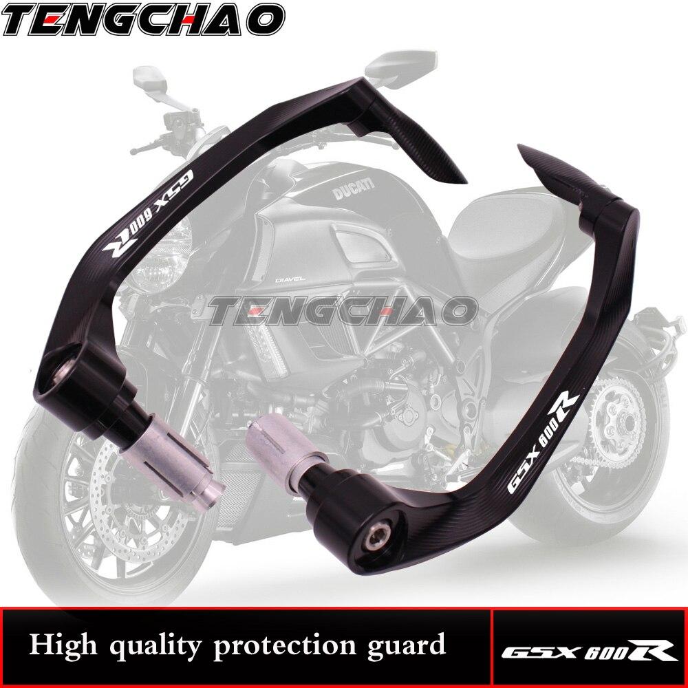 Для suzuki GSXR 600 GSXR600 2004 2013 2005 2006 2007 gsr 600 750 мотоцикл руль сцепные рычаги протектор гвардии