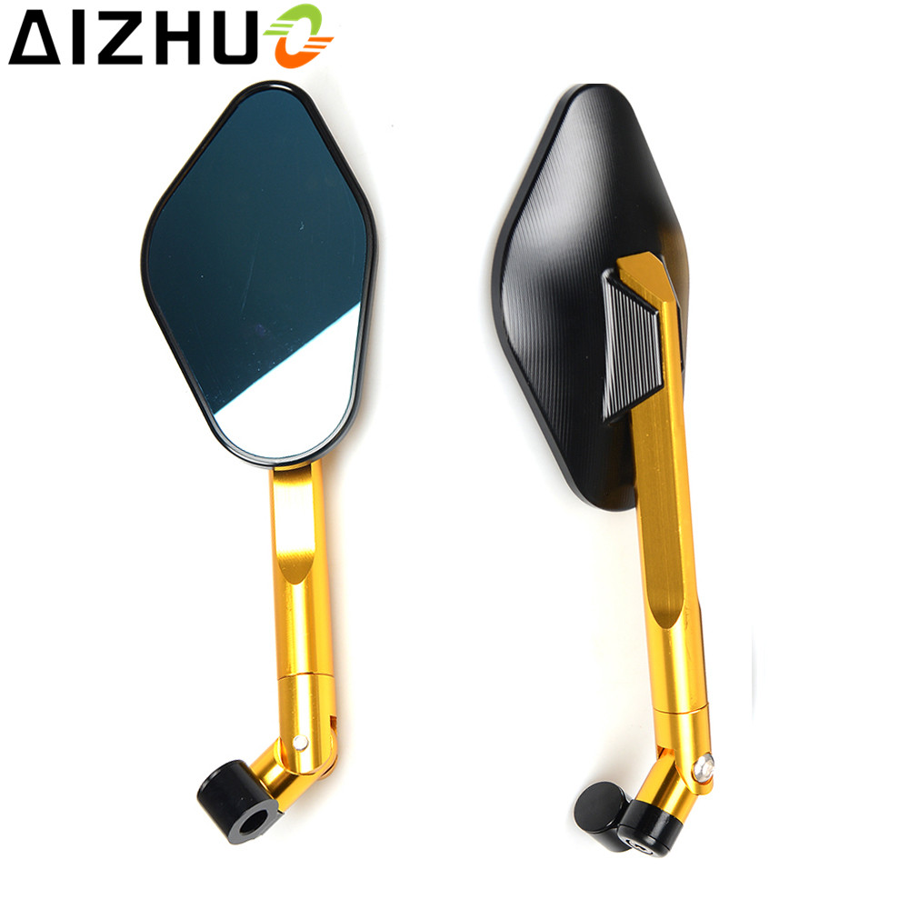 Aluminum Motorcycle Rearview Rear View Mirror For BMW F650GS F700GS F800GS Benelli TRK502 BN302 BN300 BN600 TNT BJ250GS BJ300GS