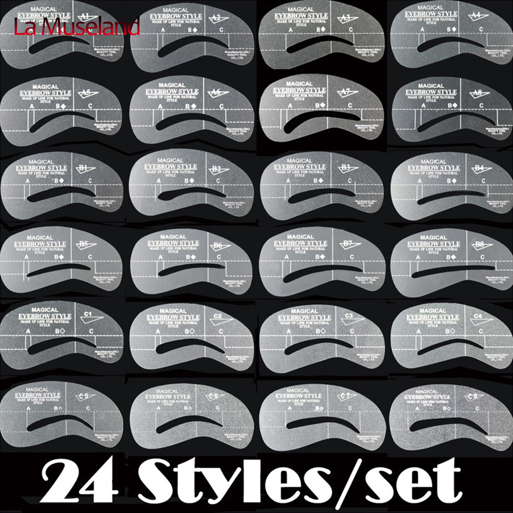 (24 styles/lot)Shaping Eyebrow...