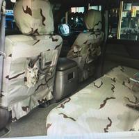 car seat covers for Digital 07 Camouflage vehicle models off road seat cover oxford cloth for AUDI A4L A6L Q3 Q5 Q7 A7 A3 BMW VW