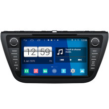 Winca S160 Android 4.4 System Car DVD GPS Headunit Sat Nav for Suzuki S-Cross SX4 2013 – 2016 with Wifi / 3G Host Radio Stereo