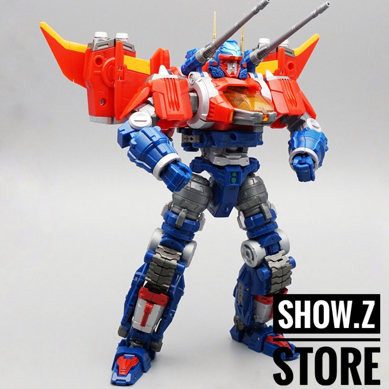 [Show.Z Store] MechFansToys MFT Lost Planet Diaclone Reboot DA-01 Dia-Battles Lost Planet Transformation Action Figure тумба под телевизор sonorous neo 2110 c slv