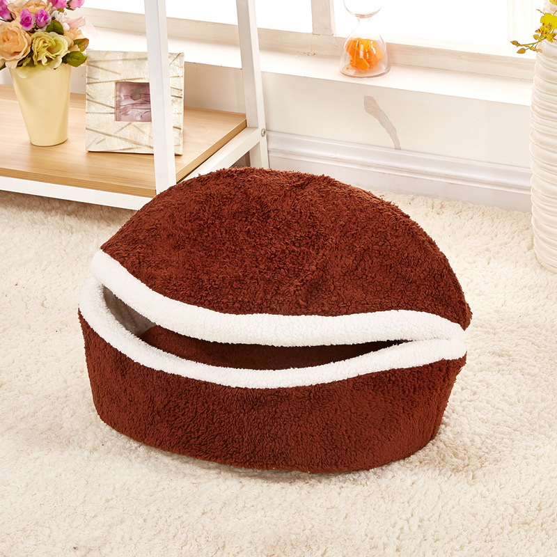 small dog bed puppy removable cover kennel warm and soft cat sofa house beds for animal pet. Black Bedroom Furniture Sets. Home Design Ideas